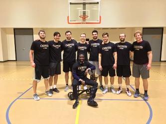 2019 Men's Basketball 5's Champions