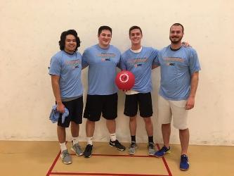 2019 Men's Dodgeball Champions