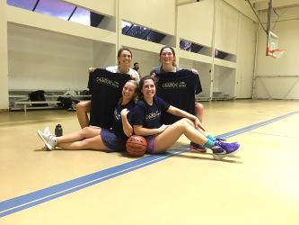 2019 Women's 3-on-3 Basketball Champions