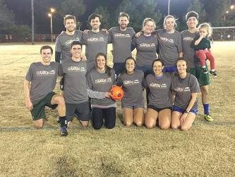 2019 Coed Outdoor Soccer Champions