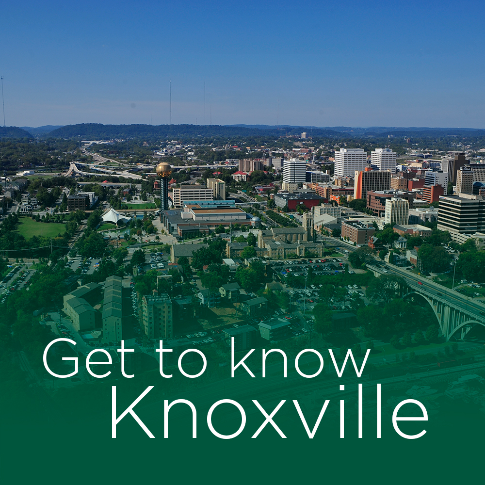get to know knoxville