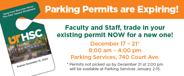 parking permits are expiring