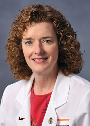 Cathy Stevens, MD, Clerkship Director, Pediatrics