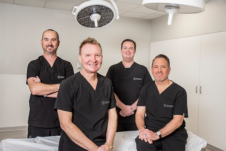 Our Faculty at The Plastic Surgery Group of Chattanooga