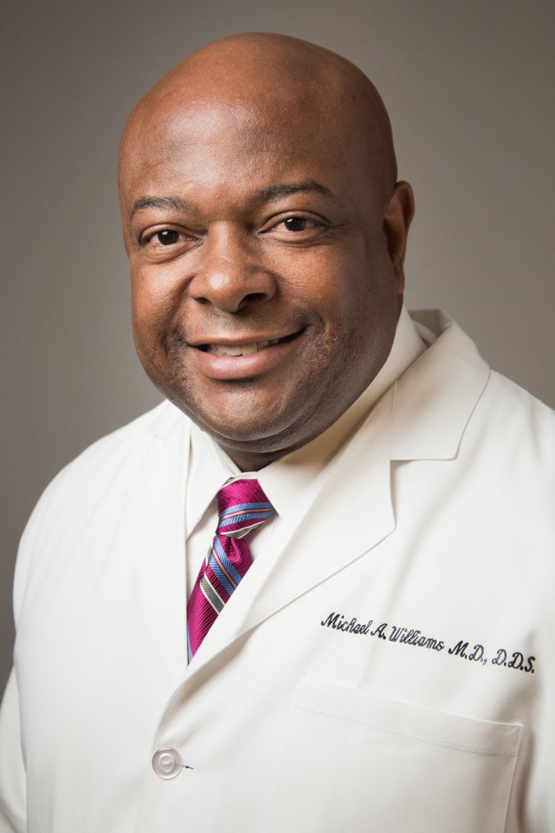 Michael Williams, DDS, MD