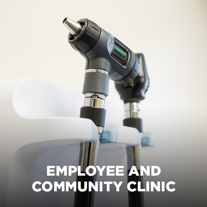 Employee and Community Clinic