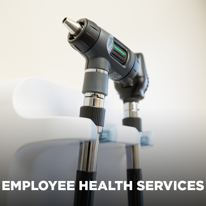 Employee Health Services