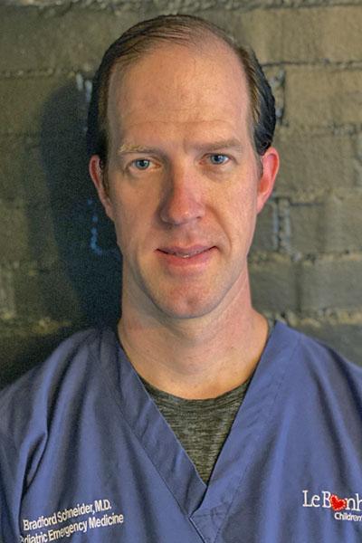 Photo of Schneider, Bradford T