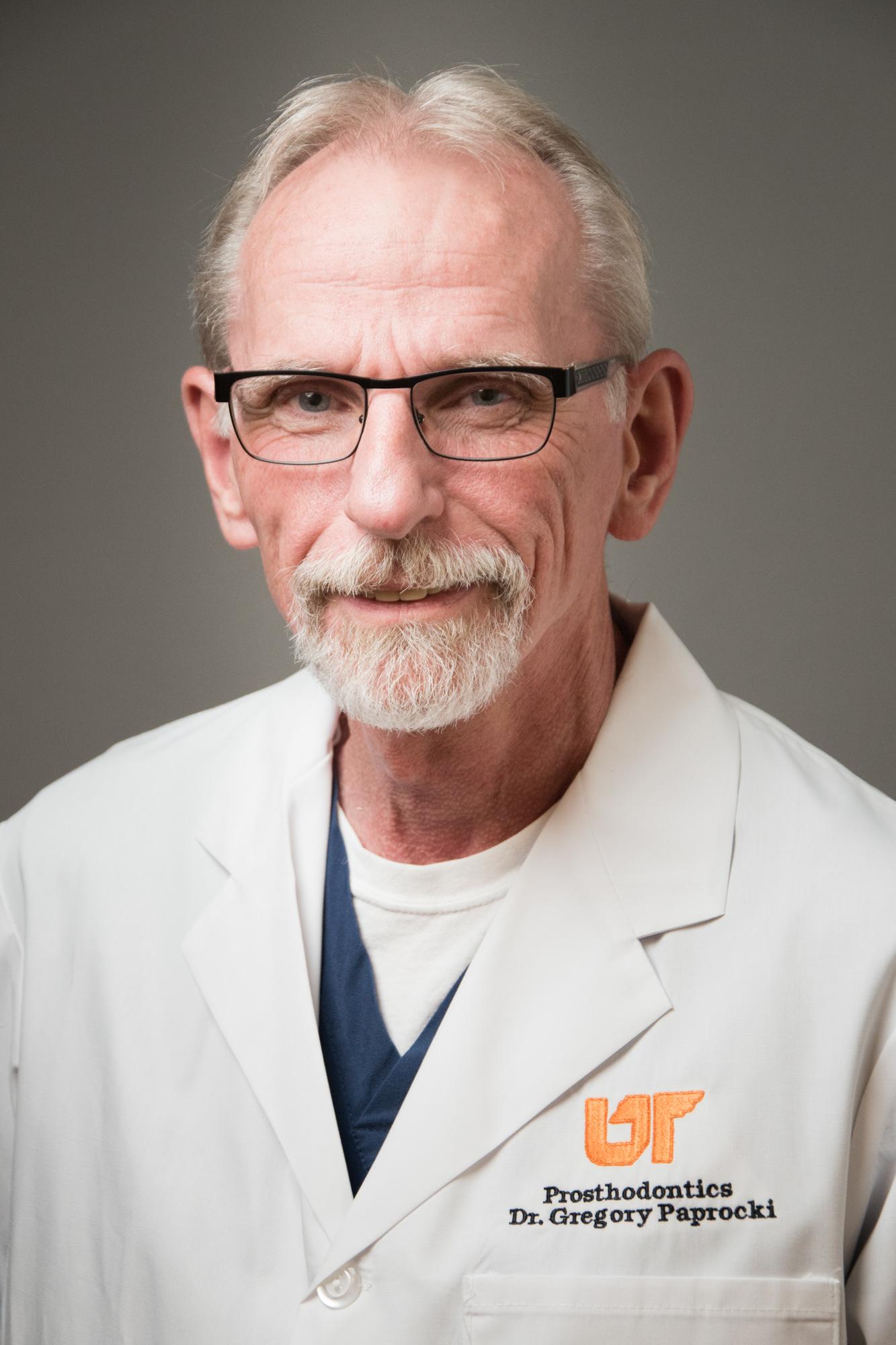 Photo of Paprocki, Gregory J.