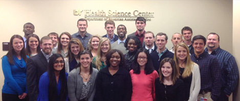 First Physician Assistant Class Group Photo