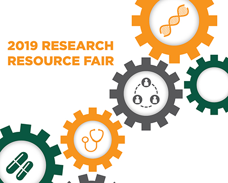 research fair graphic