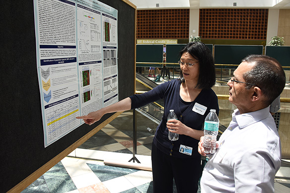 cancer conference poster session