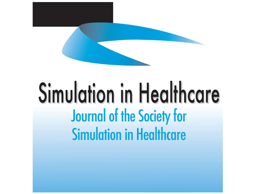 Simulation in Healthcare Article