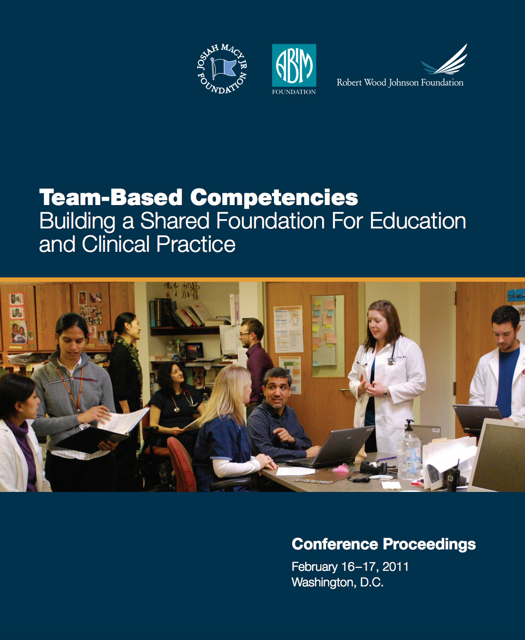 Cover of Team Based Competencies